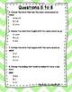 Language Arts Test Prep (Vowel and Consonant Sounds, Suffixes) Task Cards Set 6