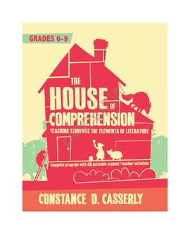 Comprehension, Thinking & Writing Lessons: The House of Comprehension (Preview)