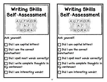 Goal Setting For Students | Language Arts | Assessment | Trading Cards