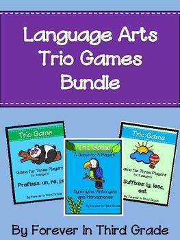 Language Arts Games