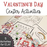 Valentine's Day Center Activities