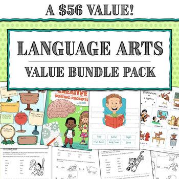 Language Arts Value Bundle Pack