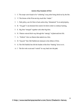 Language Arts Vocabulary Quiz Worksheets- A Year's Worth's 6th Grade