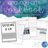 Language Arts Warm-up/Bell Ringer Workbook for the Whole Year