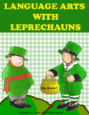 Language Arts With Leprechauns Distance Learning