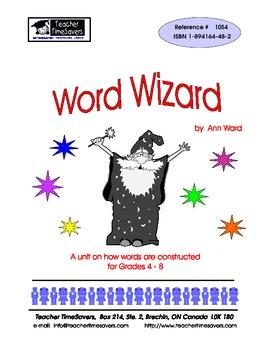 Language Arts: Word Wizard