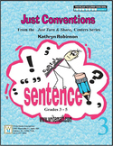 Daily Grammar & Conventions Lessons & Practice - FULL YEAR