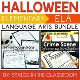 Language Arts: Writing & Inferencing Halloween Activities Bundle