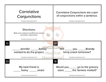Language Arts and Grammar Bundle