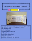 Language Arts and Math Learning Chart