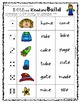 Language Arts for 1st and 2nd Grade for Halloween