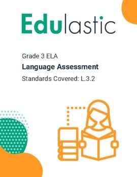 Language Assessment Standard 3.2 (Technology Enhanced)