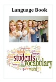 Language Book - Students' Vocabulary Dictionary