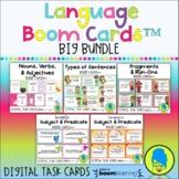 Language Boom Cards Big Bundle