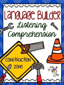 Language Builder 1 - Listening Comprehension