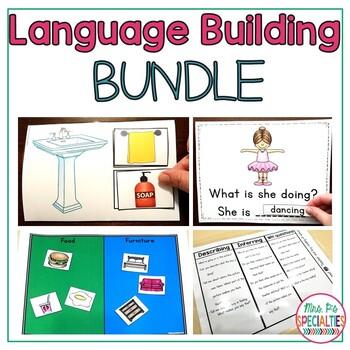 Language Building GROWING Bundle