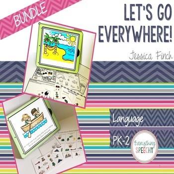 "Language Bundle: ""Let's Go Everywhere!"""