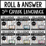 Language Centers {5th Grade Common Core}