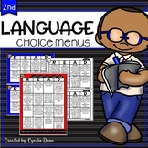 Language Choice Boards
