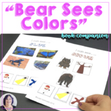 Bear Sees Colors Language Concepts for Speech Therapy and Preschool