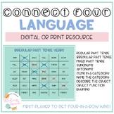 Language Connect Four