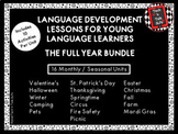 Language Dev / Young Learners Full Year Bundle