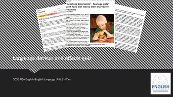 Language Devices and Effects Quiz
