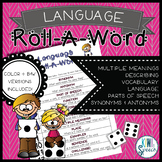 Roll a Word: A Language Dice Game