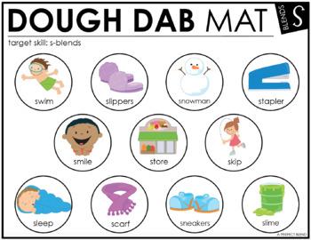 Dough Dab Mats: Sample
