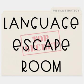Language Escape Room