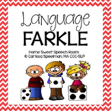 Language Farkle