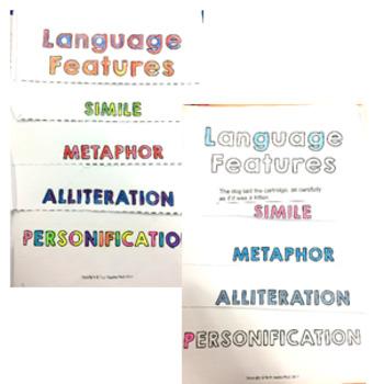 Language Features Flip Book