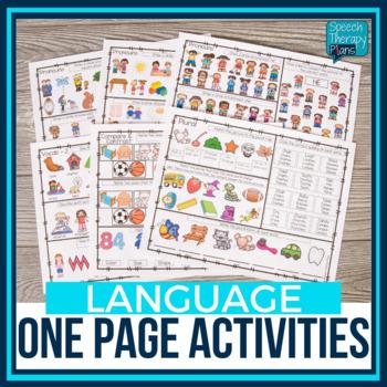 Language File Folder Daily Work