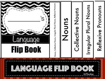 Language Flip Book