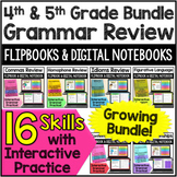Language Flipbooks {Bundle}