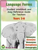 Language Forms Workbook