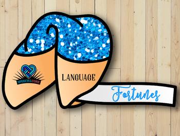 Language Fortune Cookies