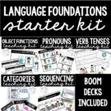 Language Foundations Starter Kits - Bundle (+Boom Decks)