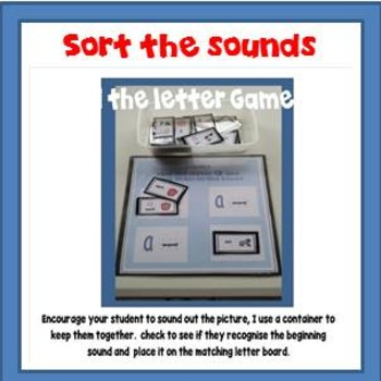 Phonic Fun - for kindergarten/special needs (BUNDLE)