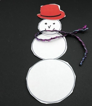 Language Activities for Max & Mo Let's Make a Snowman Speech and Special Ed