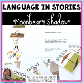 Moonbears Shadow Book Companion Receptive Expressive Language Activities