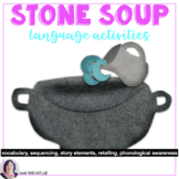 Language Fun with Stone Soup - differentiated instruction, special education