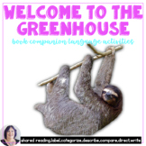 Welcome to the Greenhouse Book Companion for Speech Therapy