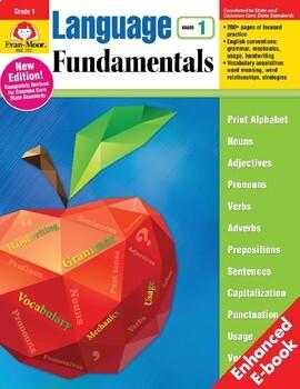 Language Fundamentals, Grade 1