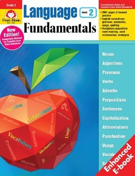 Language Fundamentals, Grade 2