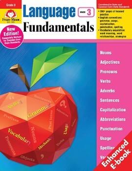 Language Fundamentals, Grade 3