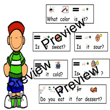 Receptive and Expressive Language Game: What Are You Bringing To Dinner?