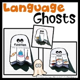 Language Ghosts: Ghost Crafts for Language Therapy