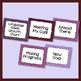 Language Goals Growth Chart (Freebie)