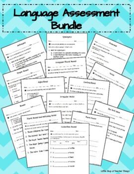 Language Assessment Bundle